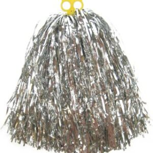 Pompon Silber 80g