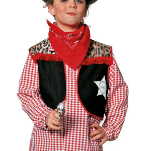 Cowboy-Weste Gr.116