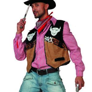 Cowboyweste Buffalo Gr.58