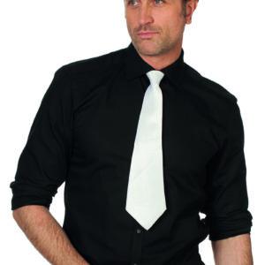 Krawatte weiss