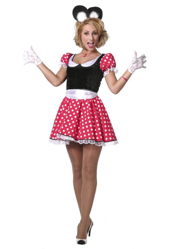 Damenkostüm Minnie Gr.44