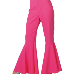 Damen Hippiehose bi-stretch pink Gr.48