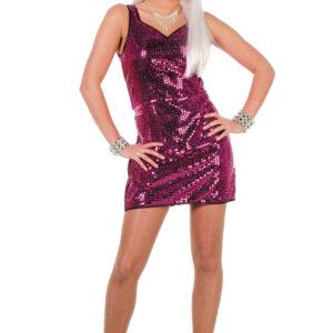 Kleid Pailletten Budget Gr.40