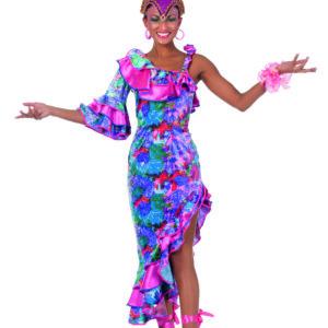 Karibik Kleid Gr.40