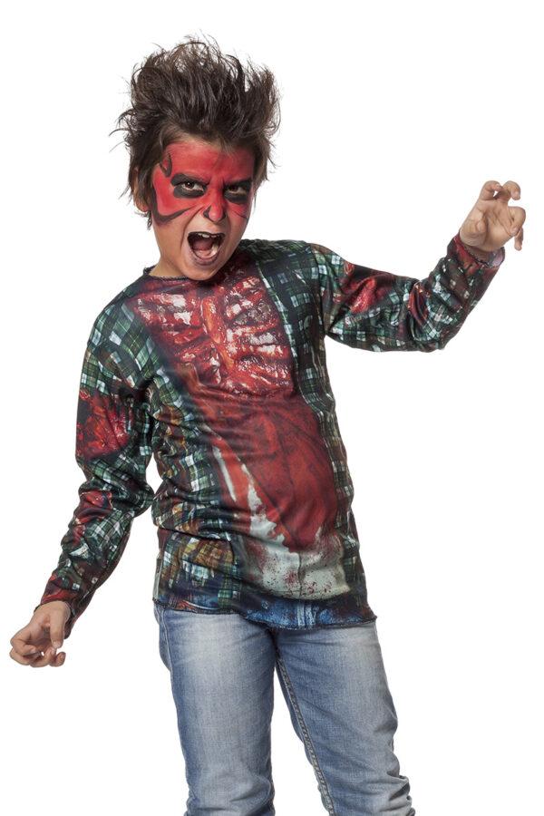 Shirt Zombie Gr.M