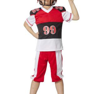 Kinderkostüm American Football Gr.140