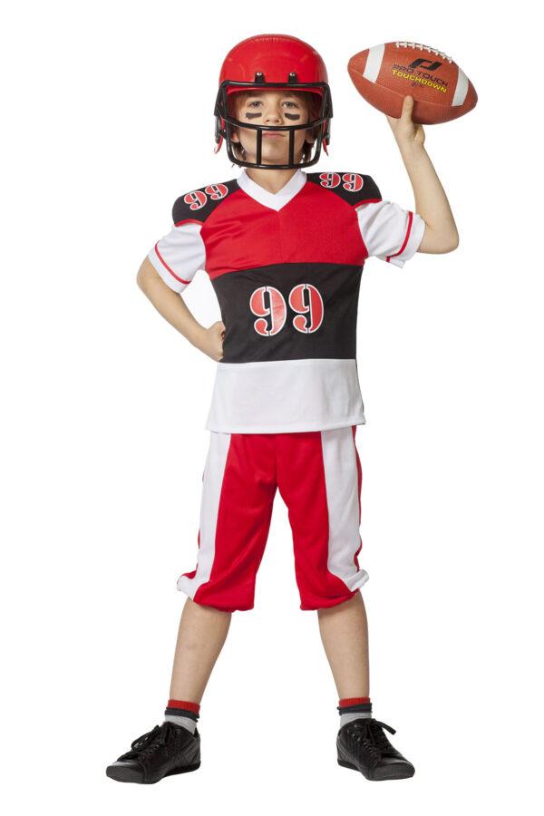 Kinderkostüm American Football Gr.152