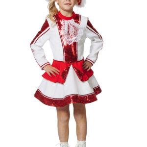 Kostüm Tanzmariechen (1.tlg) Gr.140
