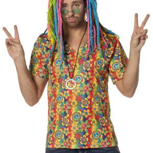 Herren Hippieshirt Gr.48