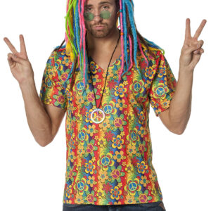 Herren Hippieshirt Gr.52
