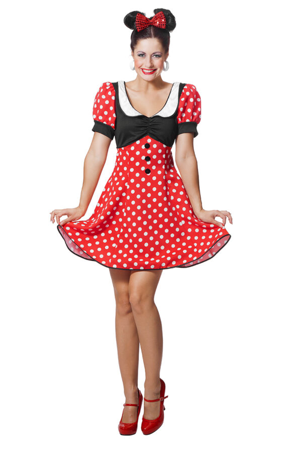 Kostüm Minni Gr. 36