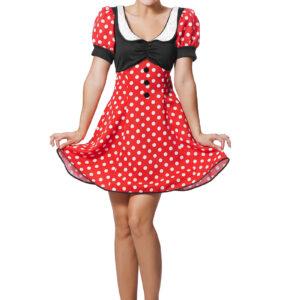 Kostüm Minni Gr. 42