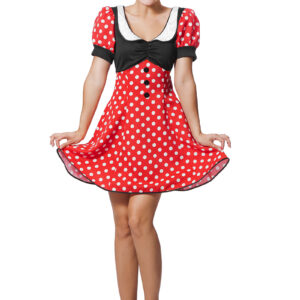 Kostüm Minni Gr. 44