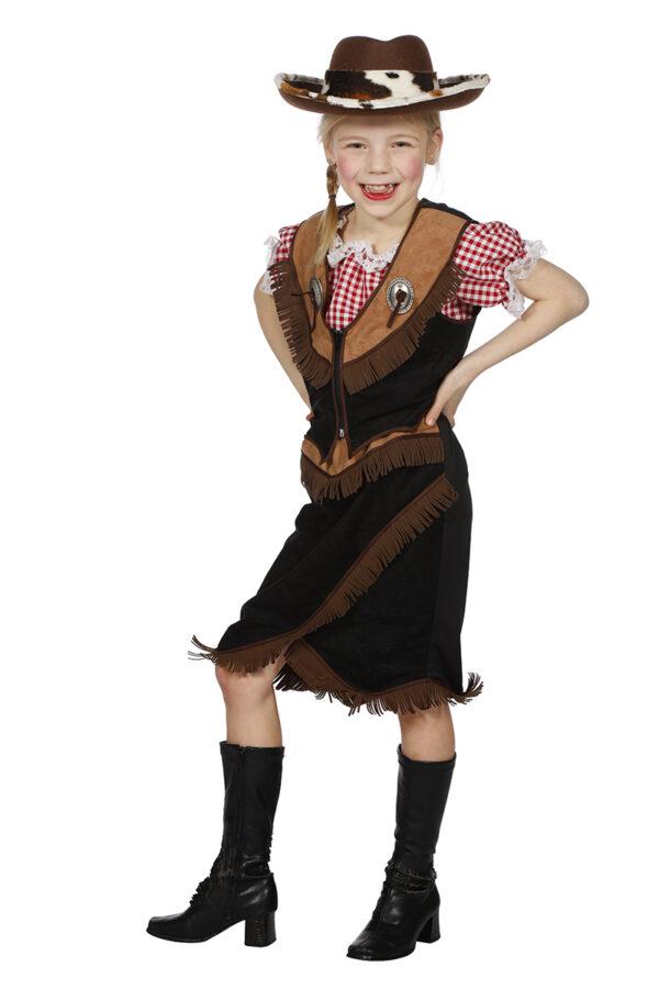Kinderkostüm Cowgirl Oakley Gr.116