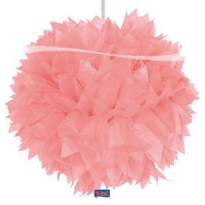 Pompom rosa 30cm