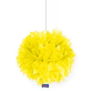Pompom gelb 30cm