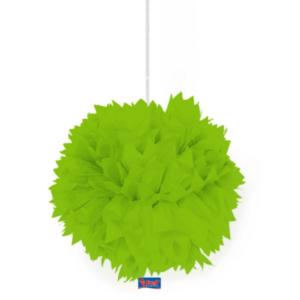 Pompom limegrün 30cm