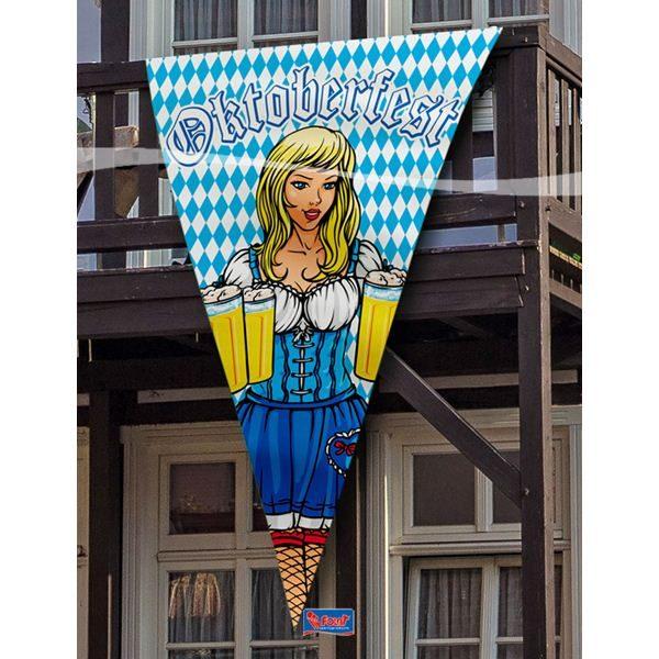 Megafahne Oktoberfest 100x150cm