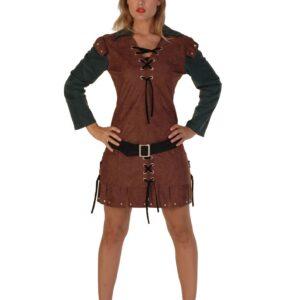 Damenkostüm Robin Hood 3teilig Gr. M