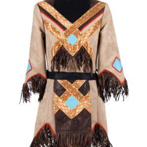 Kostüm Indianerin Cherockee Gr.XXL