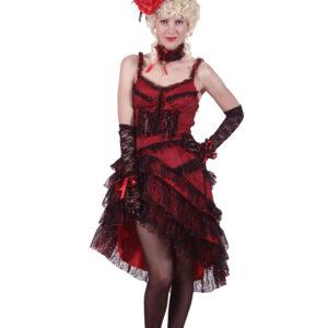 Damenkostüm Saloongirl Daisy Dee Gr. M