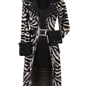 Jacke Partyanimal Zebra Gr.M
