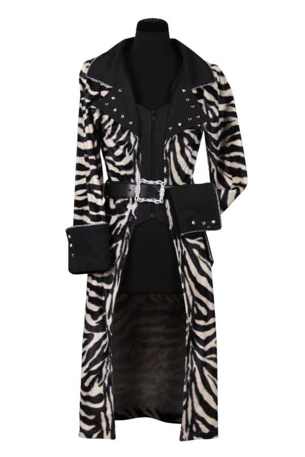 Jacke Partyanimal Zebra Gr.S