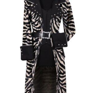 Jacke Partyanimal Zebra Gr.XL