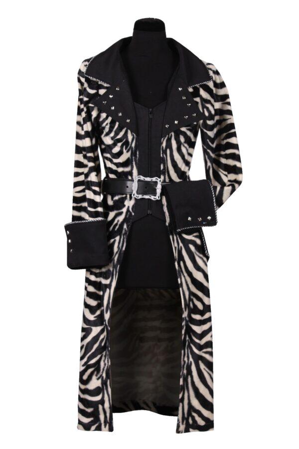 Jacke Partyanimal Zebra Gr.XXL
