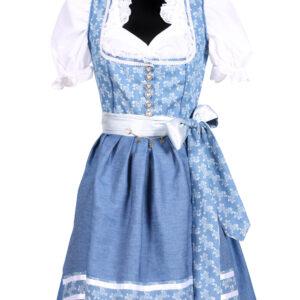 Dirndl Leonie blau Gr.42