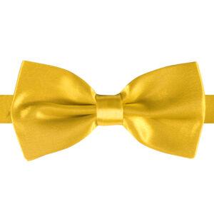 Fliege luxuriös gelb