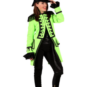 Damenjacke Nelson neon-grün Gr. 2XL