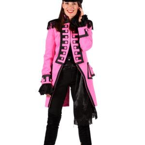 Damenjacke Nelson neon-pink Gr. S