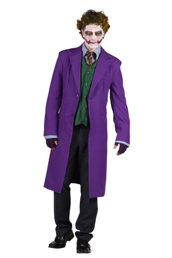 Herrenkostüm Joker Gr.XL