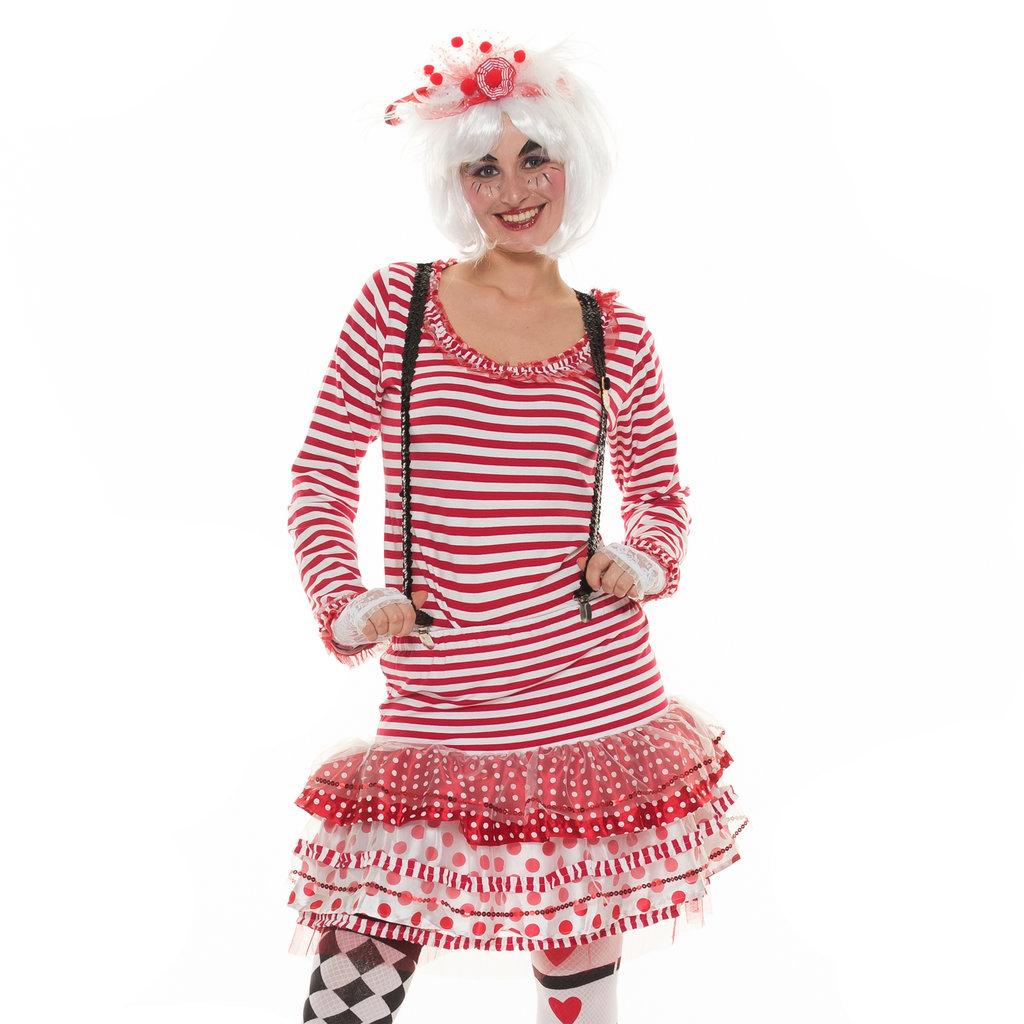 zaposlitev trajekt iti na pohod kostüm rot weiß